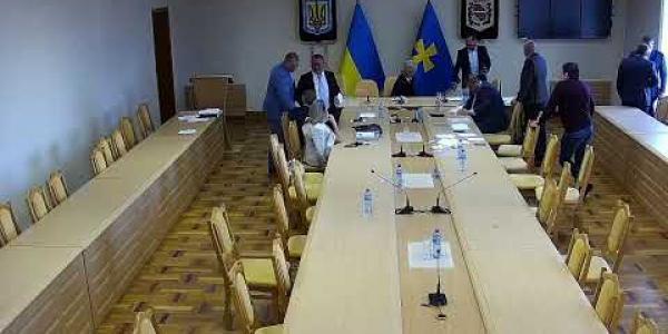 Вбудована мініатюра для Засідання постійної комісії обласної ради з питань бюджету та управління майном